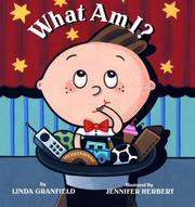 Cover of: What Am I? | Linda Granfield