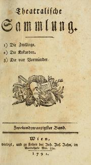 Cover of: Die Zwillinge