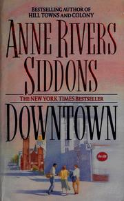Cover of: Downtown