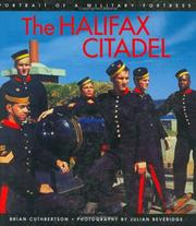 Cover of: The Halifax Citadel