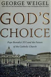Cover of: God's choice