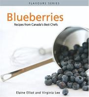 Cover of: Blueberries | Elaine Elliot