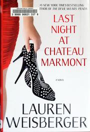 Cover of: Last night at Chateau Marmont