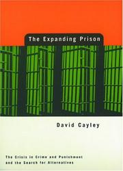 Cover of: The expanding prison