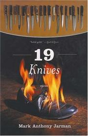 Cover of: 19 Knives