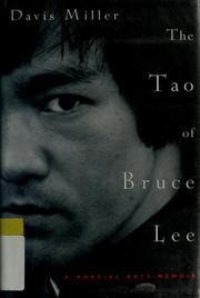 Cover of: The Tao of Bruce Lee | Davis Miller