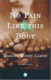Cover of: No pain like this body