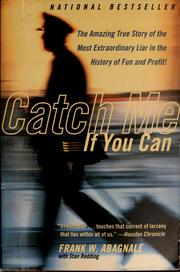 Cover of: Catch me if you can