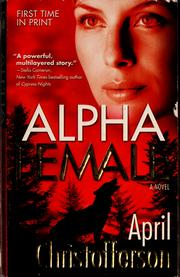 Cover of: Alpha female