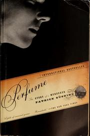 Cover of: Perfume | Patrick SГјskind
