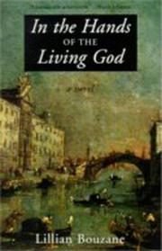 Cover of: In the hands of the living God