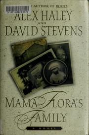 Cover of: Mama Flora's family | Alex Haley