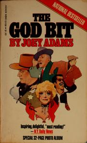 Cover of: The God bit