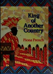 Cover of: King of another country