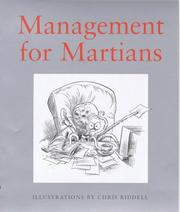 Cover of: Management for Martians