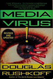 Cover of: Media virus!