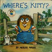Cover of: Where's kitty?
