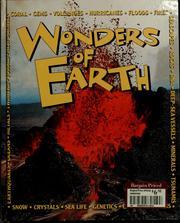 Wonders of earth