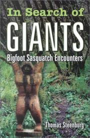 Cover of: In search of giants