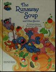 Cover of: The runaway soup and other stories | Michaela Muntean