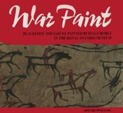 Cover of: War paint
