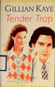 Cover of: Tender trap