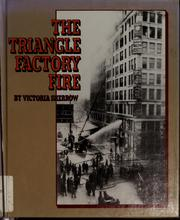 Cover of: The Triangle factory fire