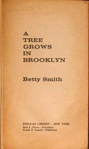 Cover of: A tree grows in Brooklyn
