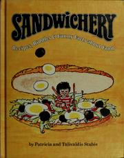 Cover of: Sandwichery
