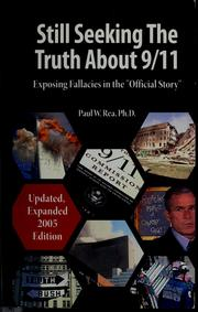 Cover of: Still seeking the truth about 9/11