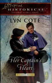 Cover of: Her captain's heart