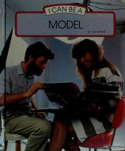 Cover of: I can be a model | Carol Greene