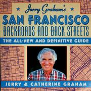 Cover of: Jerry Graham's San Francisco
