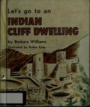 Cover of: Let's go to an Indian cliff dwelling