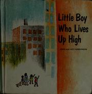 Cover of: Little boy who lives up high | John Hawkinson