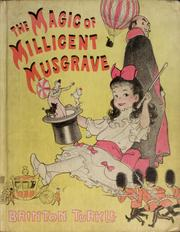 Cover of: The magic of Millicent Musgrave