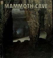 Cover of: Mammoth Cave National Park | Ruth Radlauer