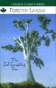 Cover of: The self-completing tree: selected poems