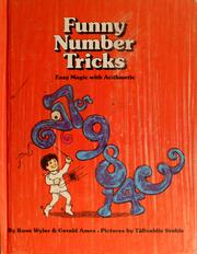 Cover of: Funny number tricks | Rose Wyler