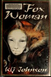 Cover of: The fox woman