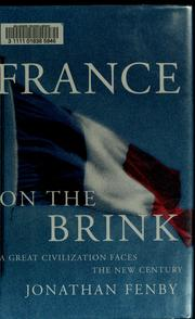 Cover of: France on the brink | Jonathan Fenby