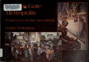 Cover of: Golden Gate metropolis