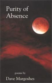 Cover of: Purity of absence