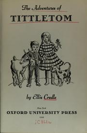 Cover of: The adventures of Tittletom | Ellis Credle