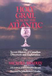 Cover of: Holy Grail across the Atlantic