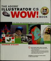 Cover of: The Adobe Illustrator CS Wow! book