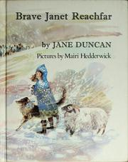 Cover of: Brave Janet Reachfar | Jane Duncan