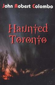 Cover of: Haunted Toronto