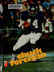 Cover of: Chuck Foreman | John DeRosier