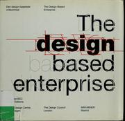 Cover of: The Design-based enterprise = | Jens Bernsen